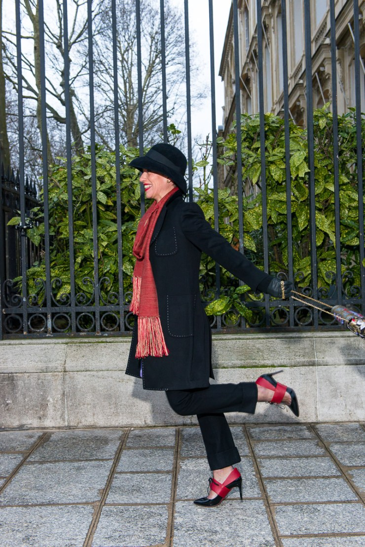 Marquis Paris - 2018 - Guêtres sur souliers