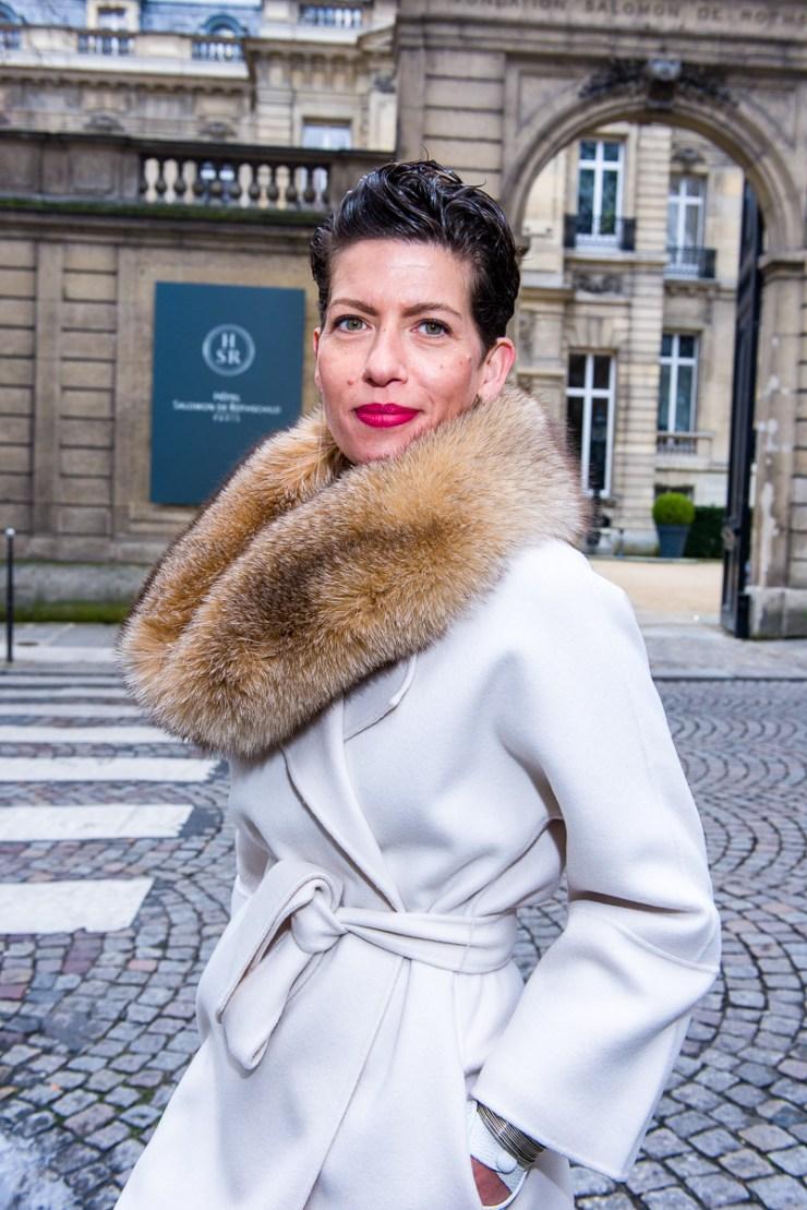 Marquis Paris sous la Neige à Paris