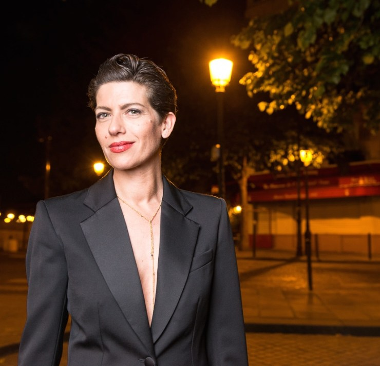 Marquis Paris - Fashion Paris, Le Flore en L'Ile - Mai 2017