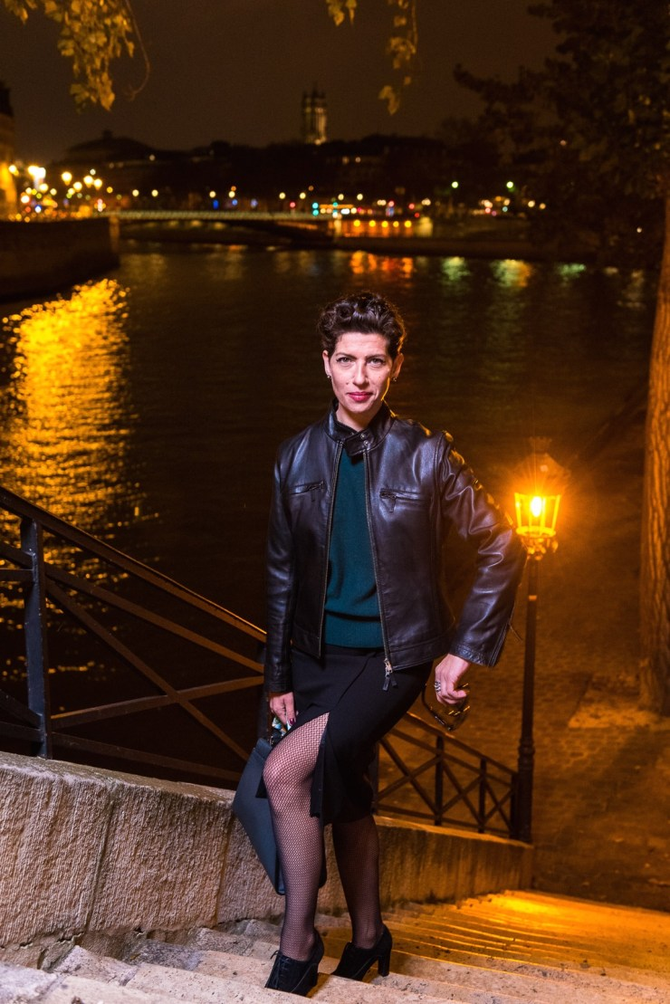 Marquis Paris - Nov 2017 Ile Saint Louis by night