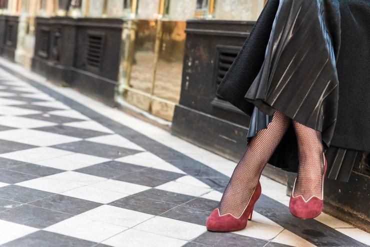 Marquis Paris, Chaussures Begum, Galerie Véro-Dodat