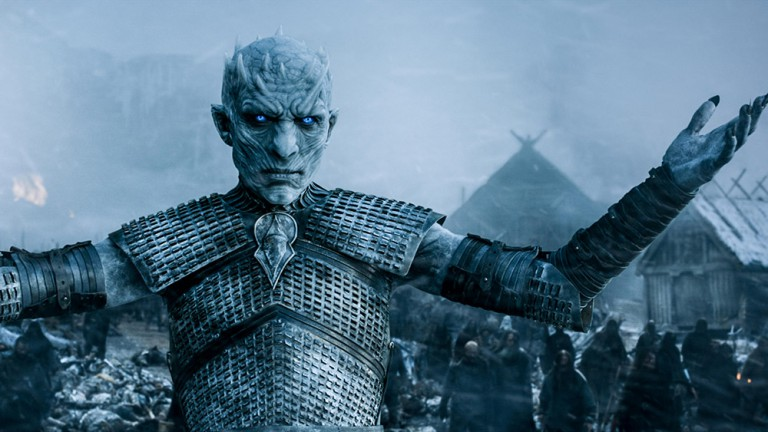 #GameofThrones : créer un costume de White Walker