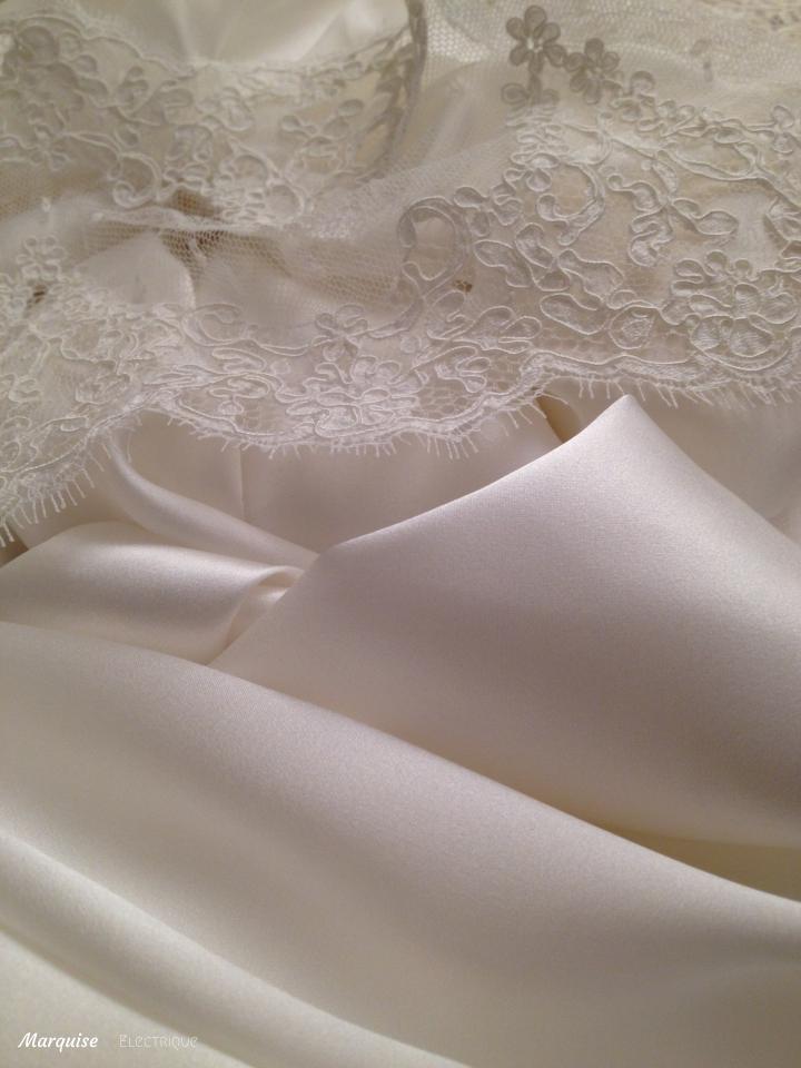 robe de mariée couture