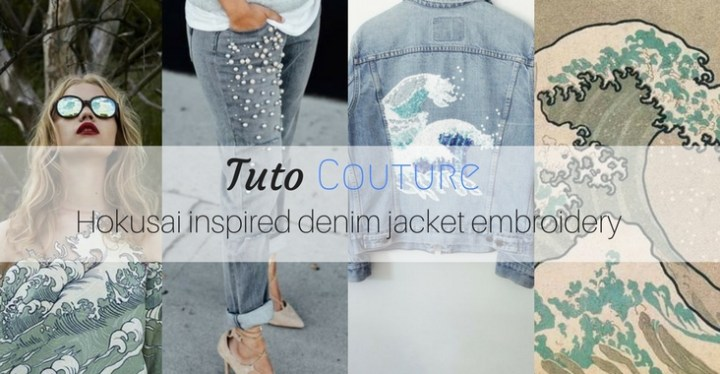 diy jacket denim sewing