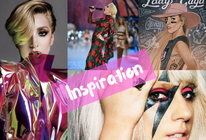 Inspiration couture Lady Gaga