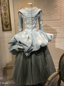 haute couture dior robe