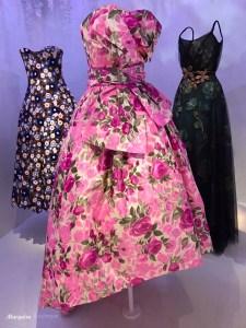 robe dior exposition paris