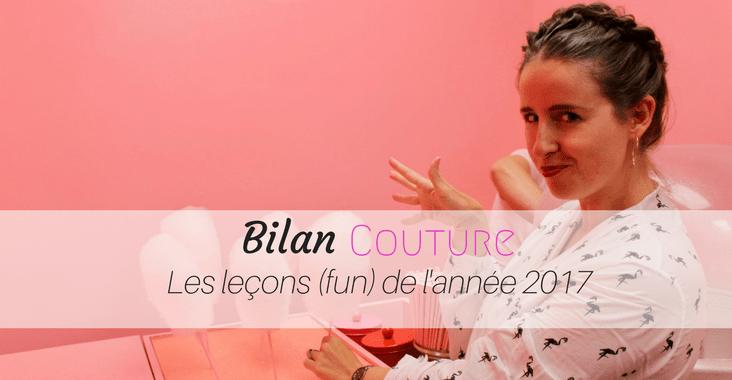 bilan couture 2017