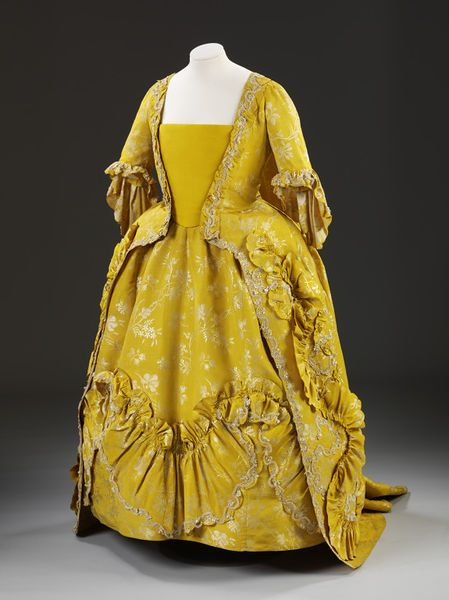 robe marie antoinette couture