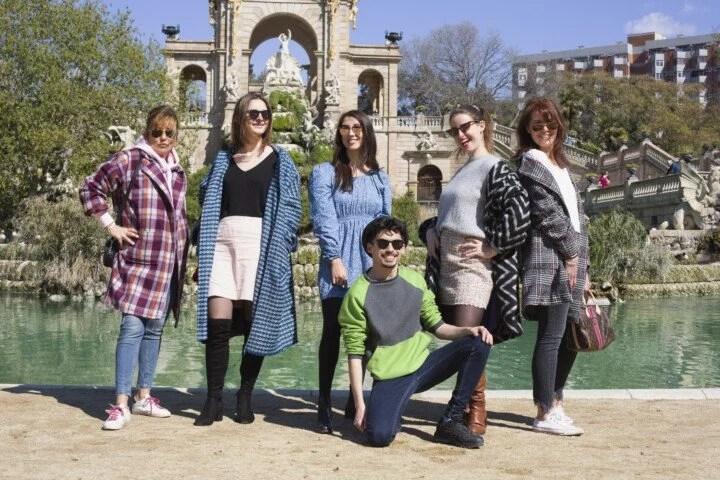 Cours de couture Barcelone - été 2020