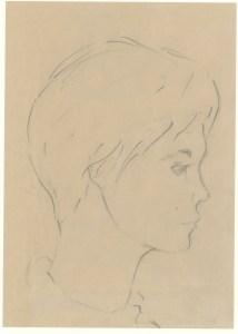 Anna Bellenger sketch