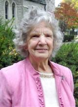 Phyllis Jean Irvine May