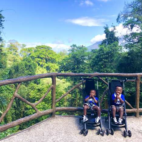 Costa Rica- A Family Vacation