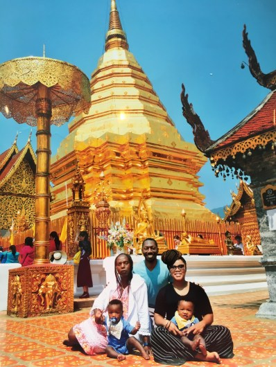 Chiang Mai Family Vacation: Wat Doi Suthep