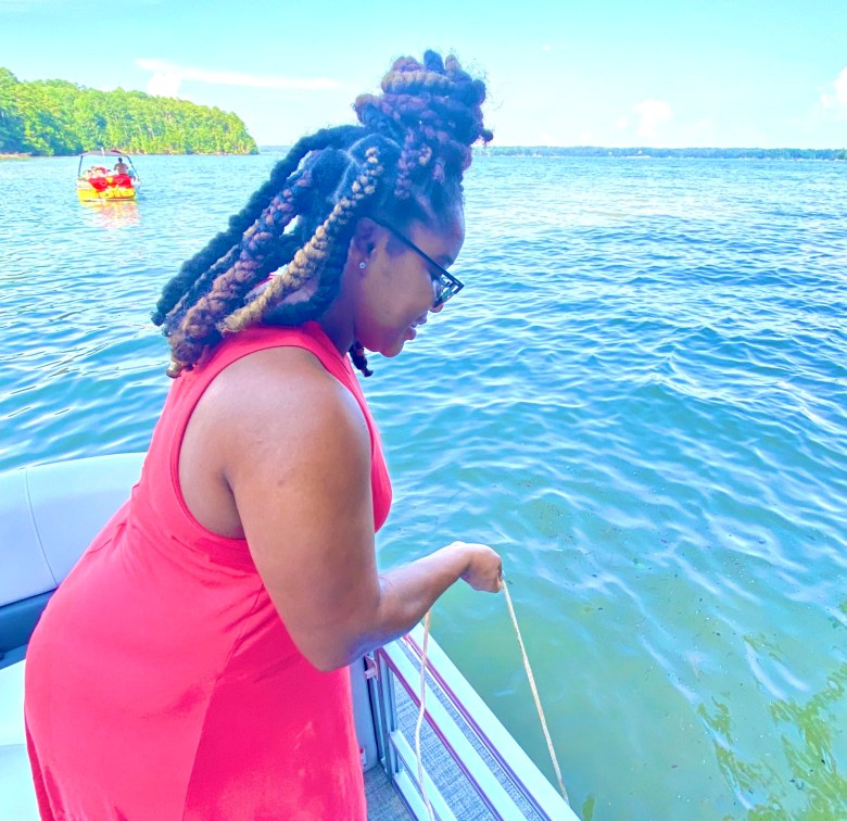 Boat Anchor_Lake Lanier
