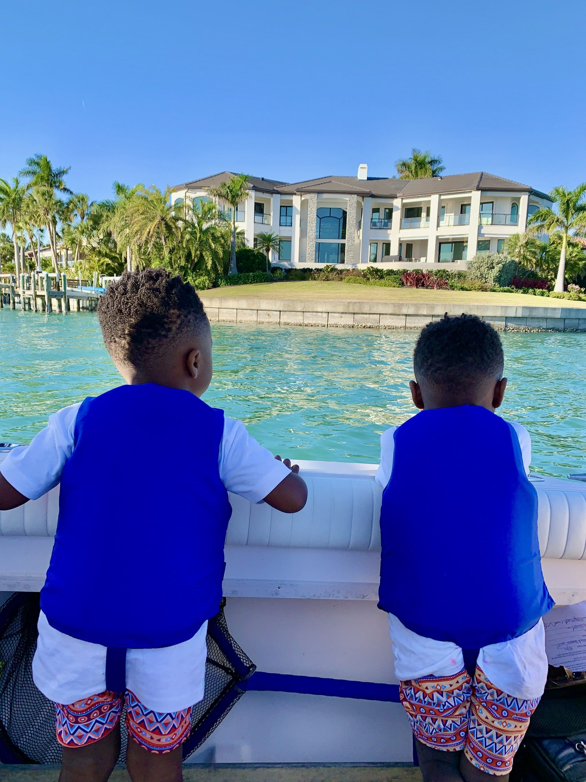 Sarasota Dolphin Experience with kids