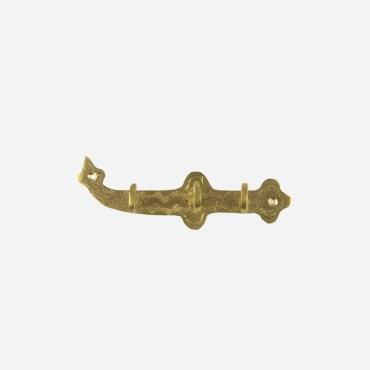 Sabel – Messing – 16 cm