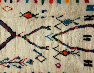 Hand-Knotted Moroccan Rugs