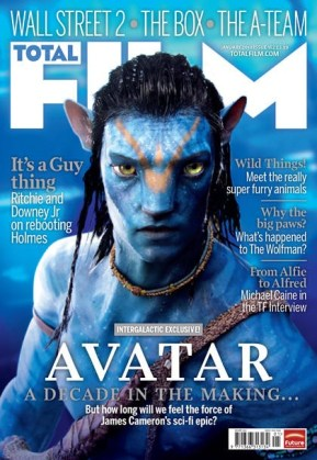 Total Film publication for Avatar