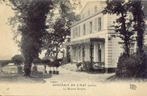 011-1 58 ROSERAIE DE L'HAY (SEINE) - La Maison Empire_wp