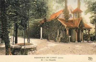 171-2 60 ROSERAIE DE L'HAY-LES-ROSES (SEINE) - La Chapelle_wp