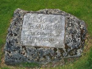 Bagatelle - Plaque hommage a Jules Gravereaux_wp