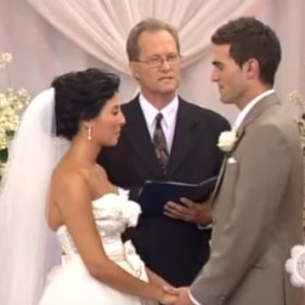 Channel 7 wedding