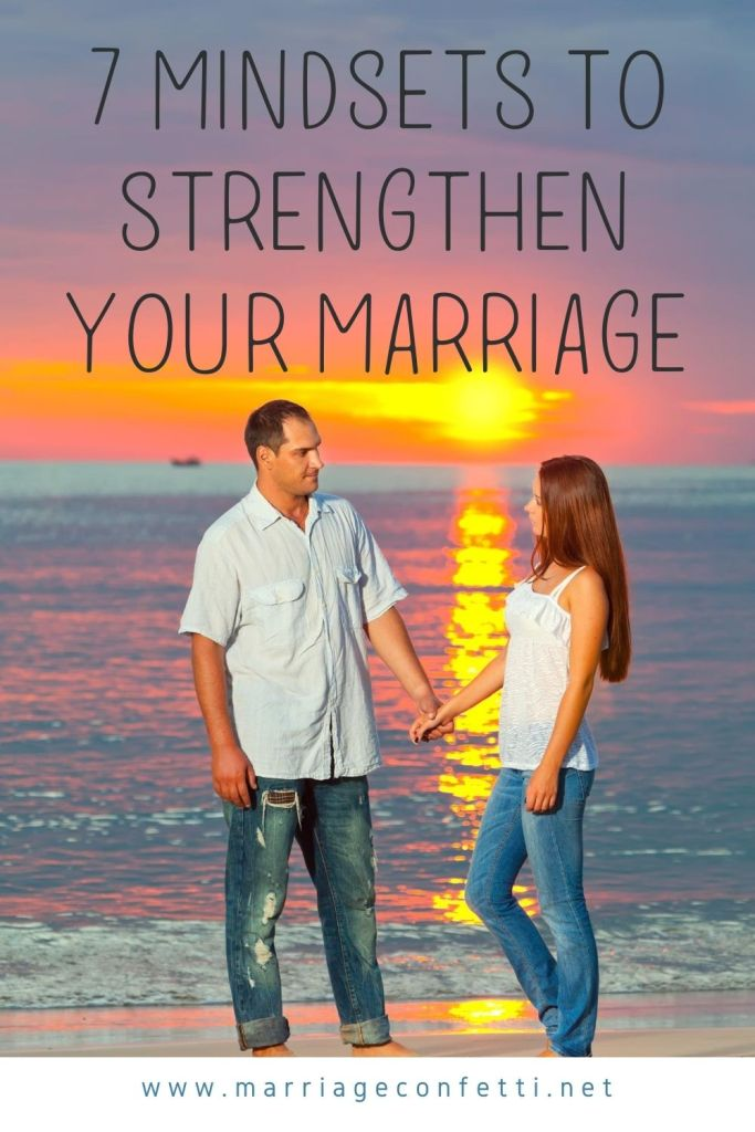 marriage strengthening mindsets