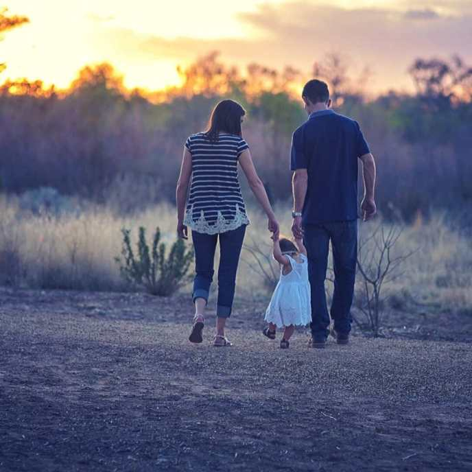Building a kid-proof marriage gives you a happy healthy family by allowing for more marital connection.