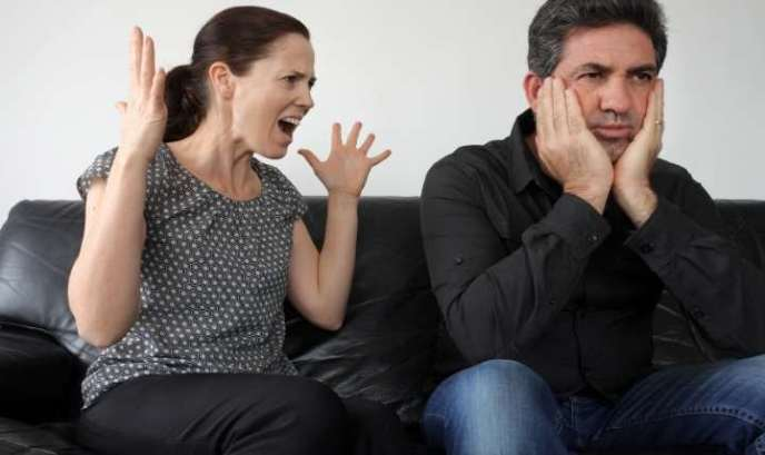 Stop nagging. You cannot control your spouse.
