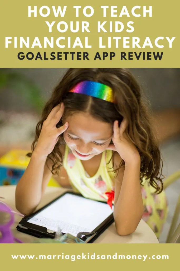 Goalsetter App Review