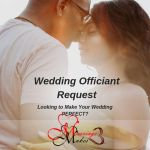 Wedding Officiant Consult