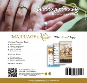 WedPlan App Advert