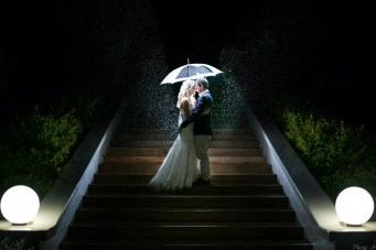 Rainy romance at Sweethome
