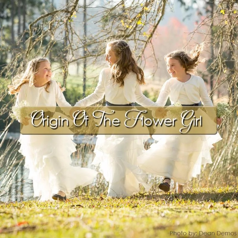 THE ORIGIN OF THE FLOWER GIRL