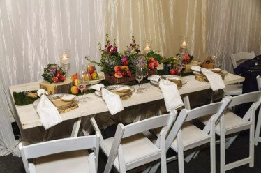 Table Decor by Spotted owl