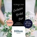 Hilton Sandton Bridal Fair