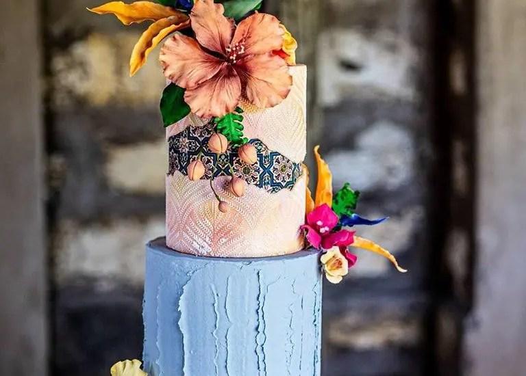 Sugar Artistry Wedding Cakes