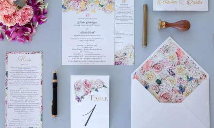 ISHK Wedding Stationery