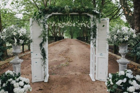 Personalised archway by Emily Lockhart