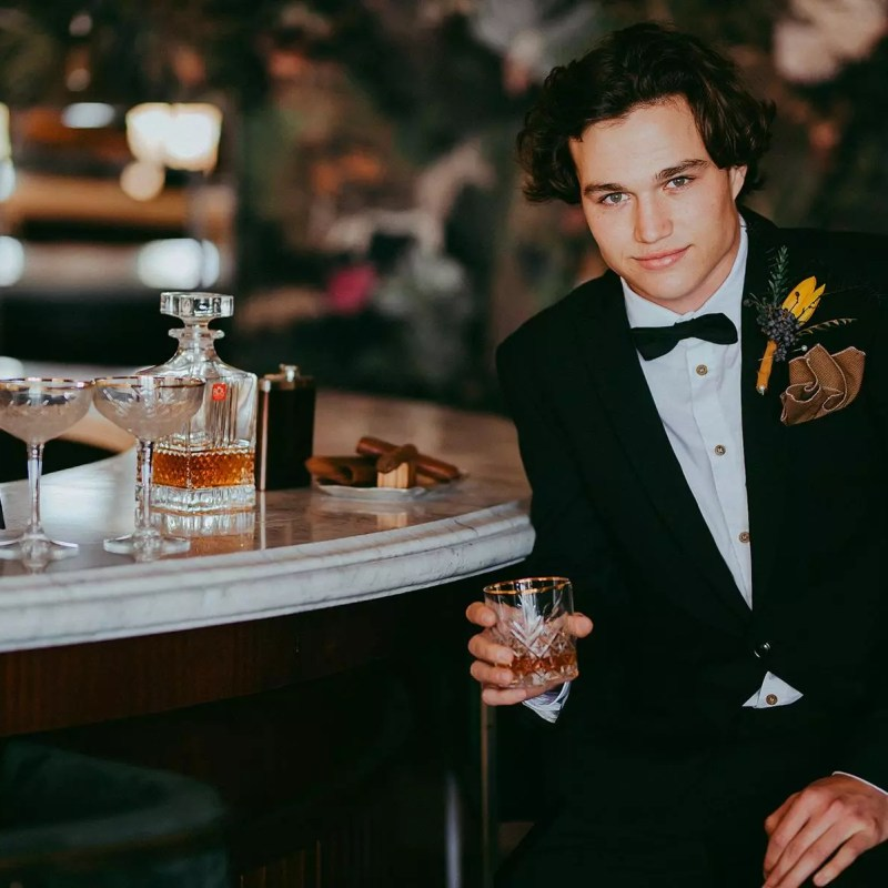 Gents turn up the style dial