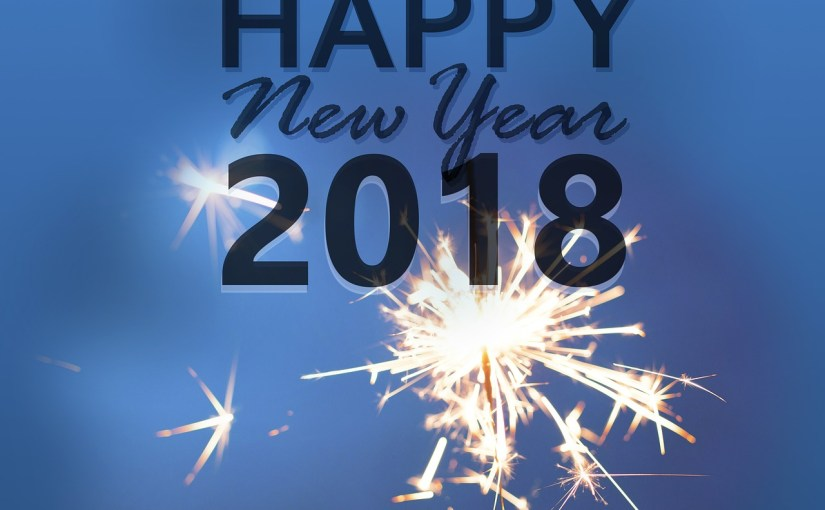 Wishing You All a Happy New Year 2018!