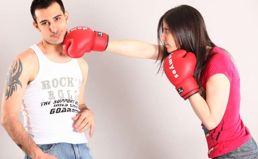 Stop the fight and get your relationship right - couple coaching helps. Don't leave it too late!