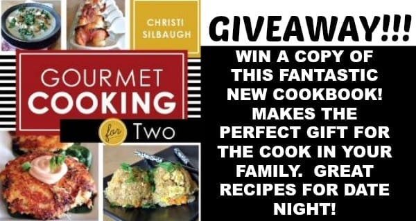 Gourmet Cooking for Two - Giveaway from Married and Naked