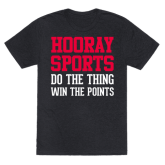 Hooray Sports! Do the thing! Win the points!