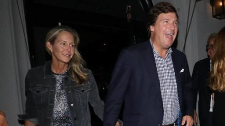 Lillie Carlson- Meet Daughter Of Tucker Carlson and His ...
