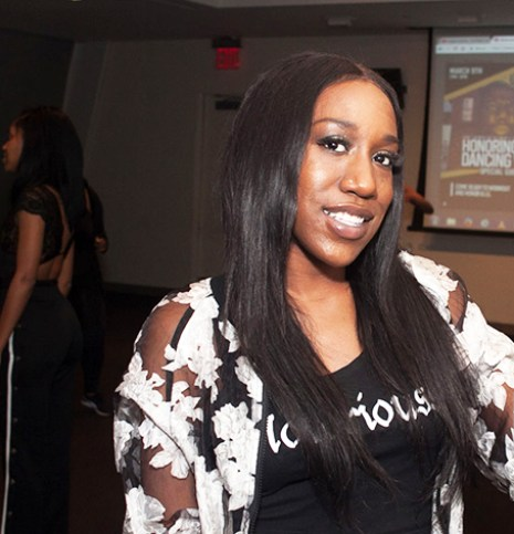 T'yanna Wallace is a fashion designer who is the daughter of the late rapper Notorious BIG.