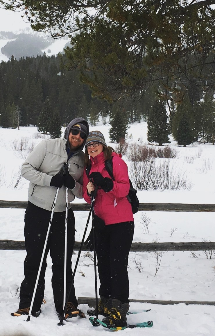 Married Explorers travel to Colorado as a couple.