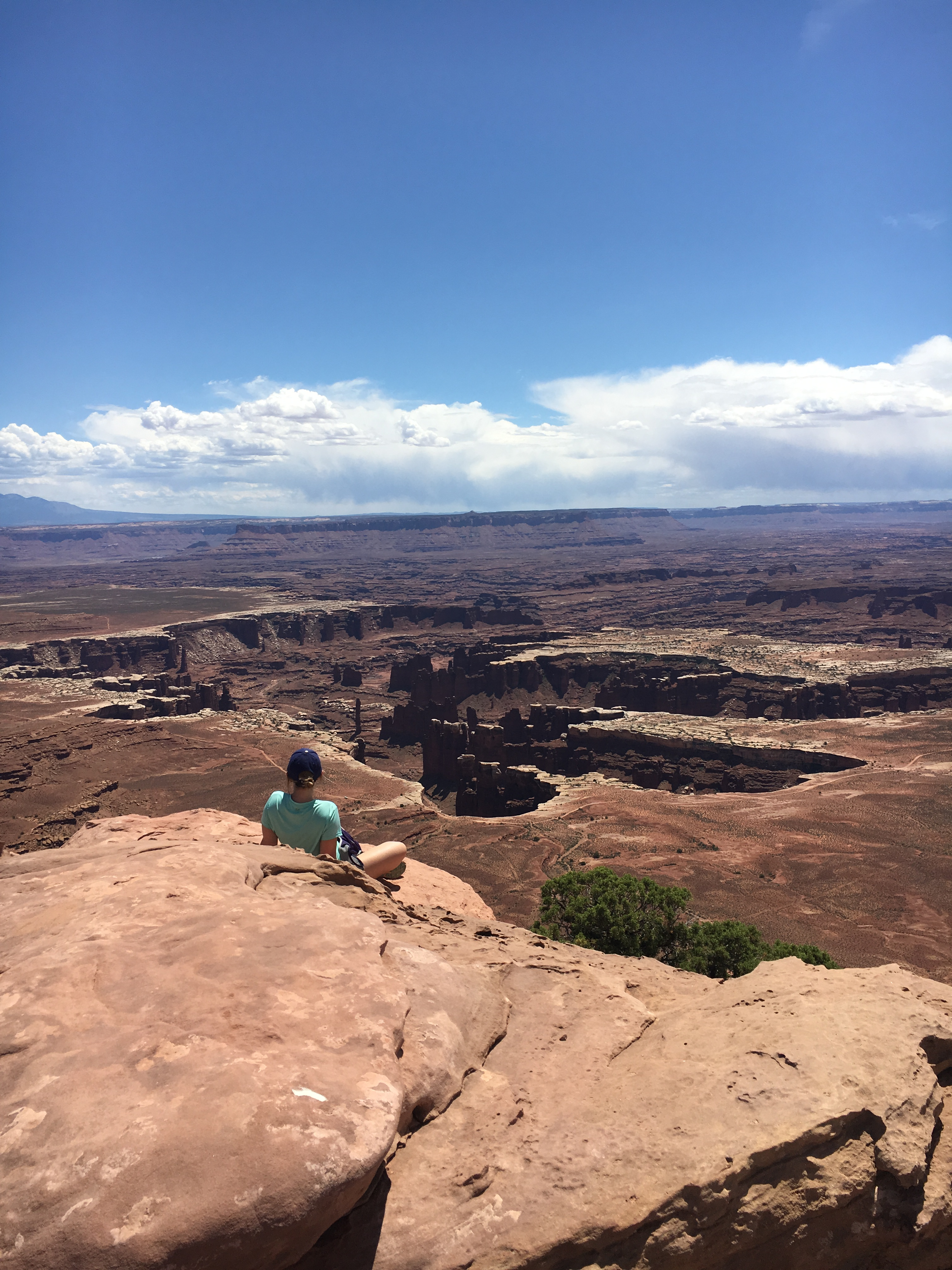 Canyonlands National Park Scenic View
