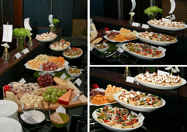 Milwaukee Wedding Caterer
